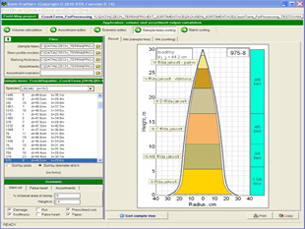 Field Map Tool Designed For Computer Aided Field Data